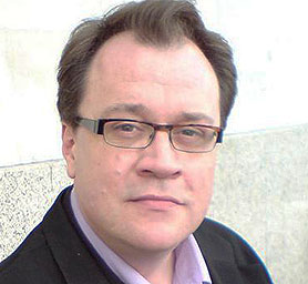 Russell T Davies (photo by Tony Hassall)