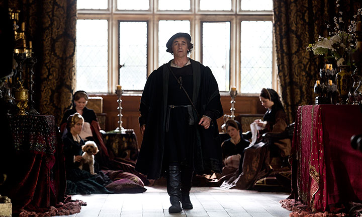 Mark Rylance's award-winning turn as Oliver Cromwell in Wolf Hall