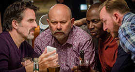 Davies' award-winning Channel 4 drama Cucumber