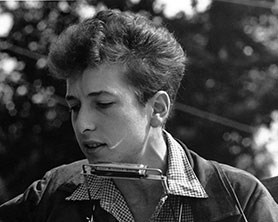A series centred on music legend Bob Dylan is headed for the small screen