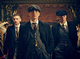 Peaky Blinders looks to have plenty of mileage yet