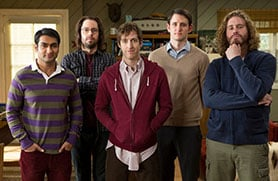 Silicon Valley's third season started last night on HBO