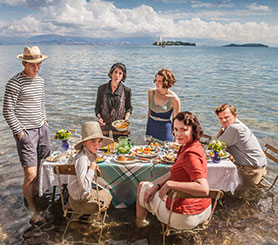 The opening episodes of The Durrells have won over critics and viewers alike