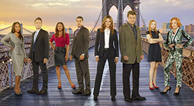 Castle has reached it final season