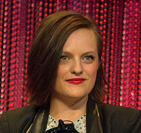 Elisabeth Moss will play lead character Offred (photo by Flickr user Dominick D)