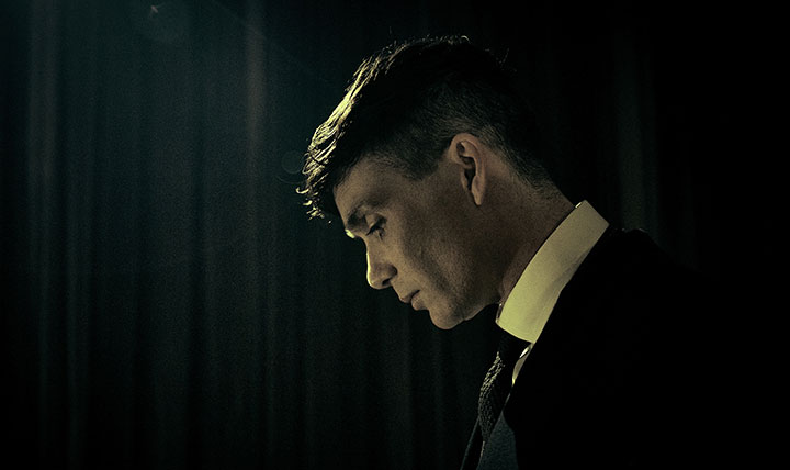 Peaky Blinders stars Cillian Murphy, who is now also an executive producer on the series