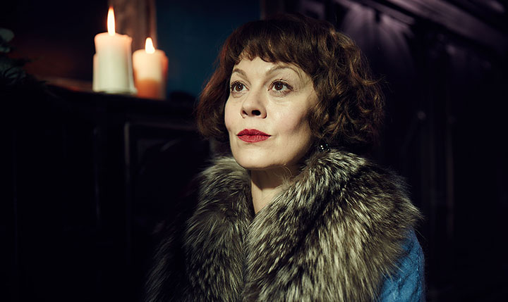 The stellar cast includes Helen McCrory