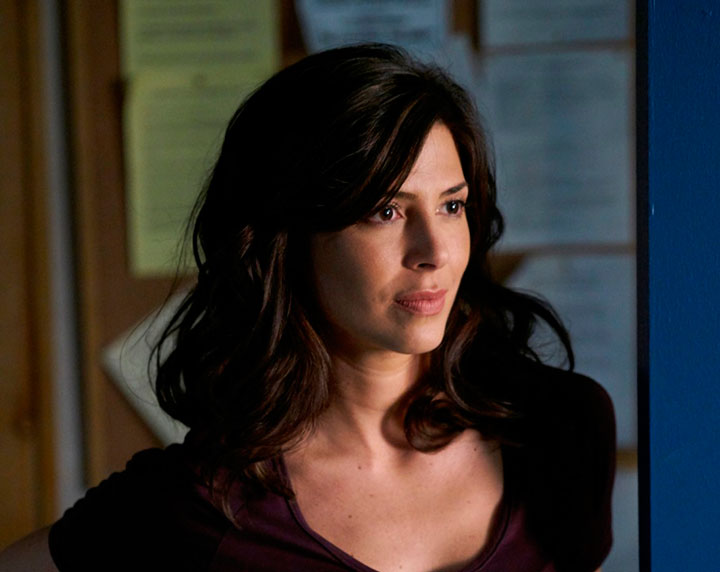 cindy sampson supernatural