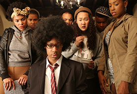 The 2014 movie Dear White People