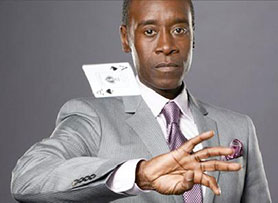 Don Cheadle in Showtime's now-axed comedy House of Lies