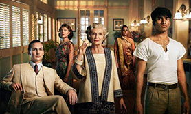 Indian Summers has been cancelled after its ratings fell sharply in its second run on Channel 4