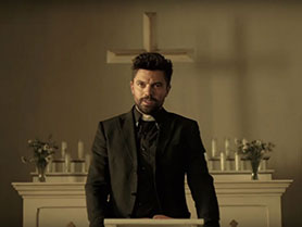 Amazon Prime Video has taken AMC's Preacher for the UK, Austria, Germany and Japan
