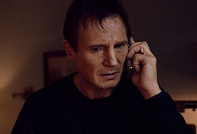 Liam Neeson starred in the Taken movie franchise