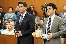 The Grinder was cancelled just a week ago