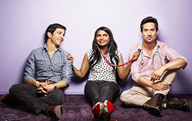 The Mindy Project is getting a second season on Hulu, its fifth run overall