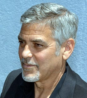 George Clooney (photo by Georges Biard)