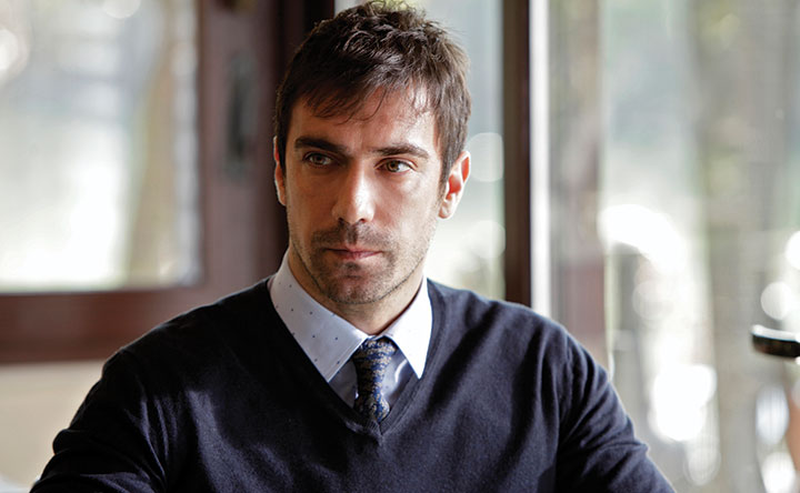 İbrahim Çelikkol, who plays Ali, is 'one of the top leading men in Turkish drama'