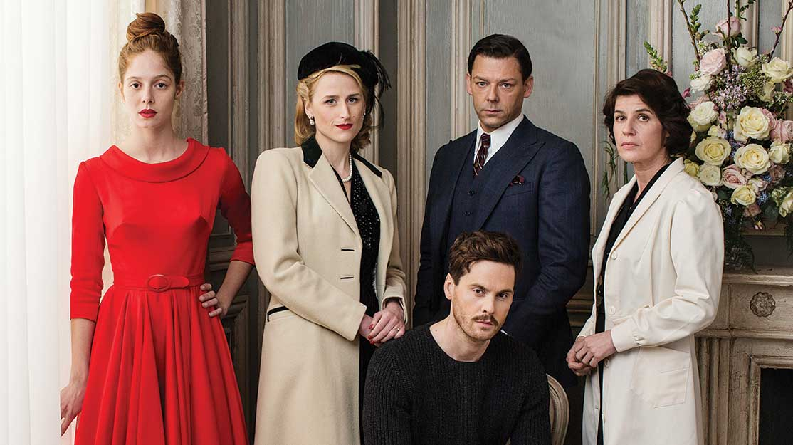 The Collection: style and substance come together in new drama