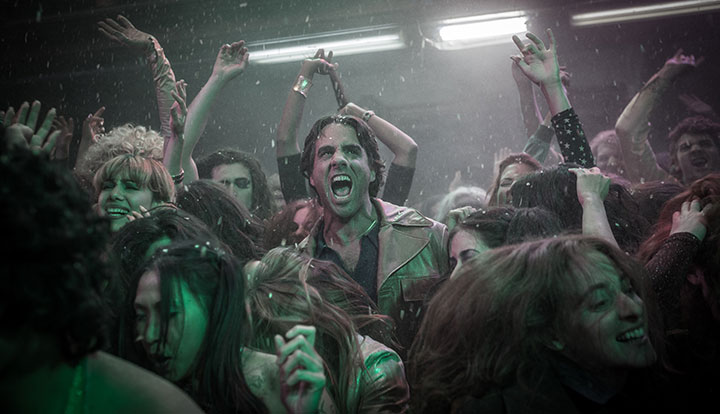 Vinyl has been cancelled after a single season