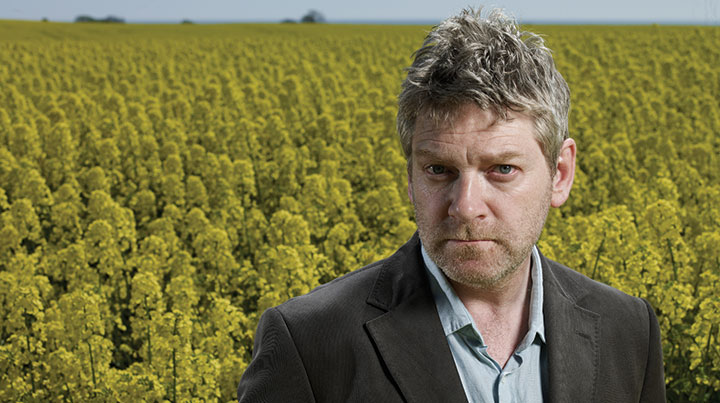 Left Bank was also behind Wallander, starring Kenneth Branagh