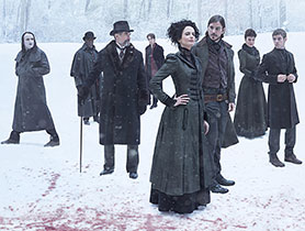 Penny Dreadful's creator has called time on the show