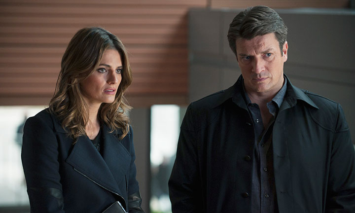 Castle starred Stana Katic and Nathan Fillion
