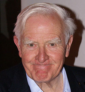 John Le Carré's works have proved popular among TV producers