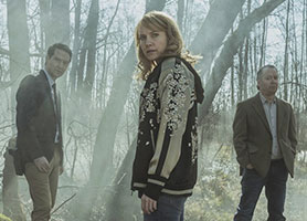 Jordskott is being adapted into English by Amazon