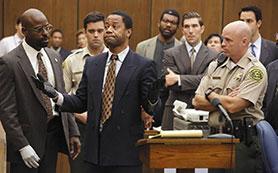 FX's The People vs OJ Simpson: American Crime Story