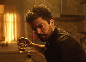 Preacher's second season will comprise 13 episodes