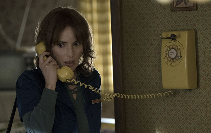Star Winona Ryder is praised as 'completely fearless' in her approach
