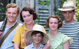 BBC Worldwide has sold The Durrells across the globe