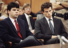 The Mendendez brothers were convicted of murdering their parents