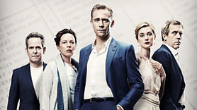 BBC1 hit The Night Manager was only a modest performer on AMC