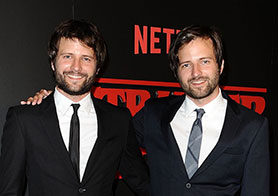 The Duffer brothers are behind Netflix hit Stranger Things