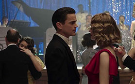 The Last Tycoon has been adapted from the F Scott Fitzgerald novel of the same name
