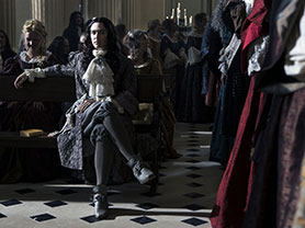 Versailles will return to BBC2