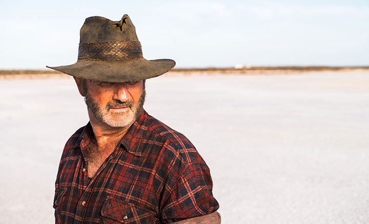 John Jarratt reprises his role as serial killer Mick Taylor