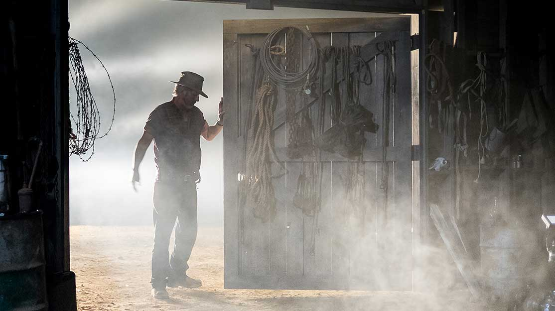 Wolf at the door: Oz serial killer drama terrorises UK viewers