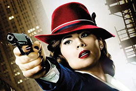 Agent Carter ran for two seasons