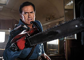 Ash vs Evil Dead is heading to Amazon in Germany