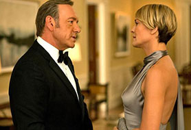 House of Cards' popularity is evidenced by its renewals