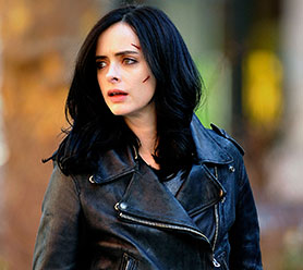 Jessica Jones deals with topics that might be considered too difficult for Marvel's big-screen outings