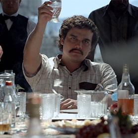Netflix Pablo Escobar drama Narcos