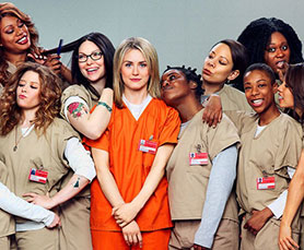 Netflix's Orange is the New Black is undoubtedly a ratings hit