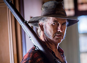 Wolf Creek stars John Jarratt