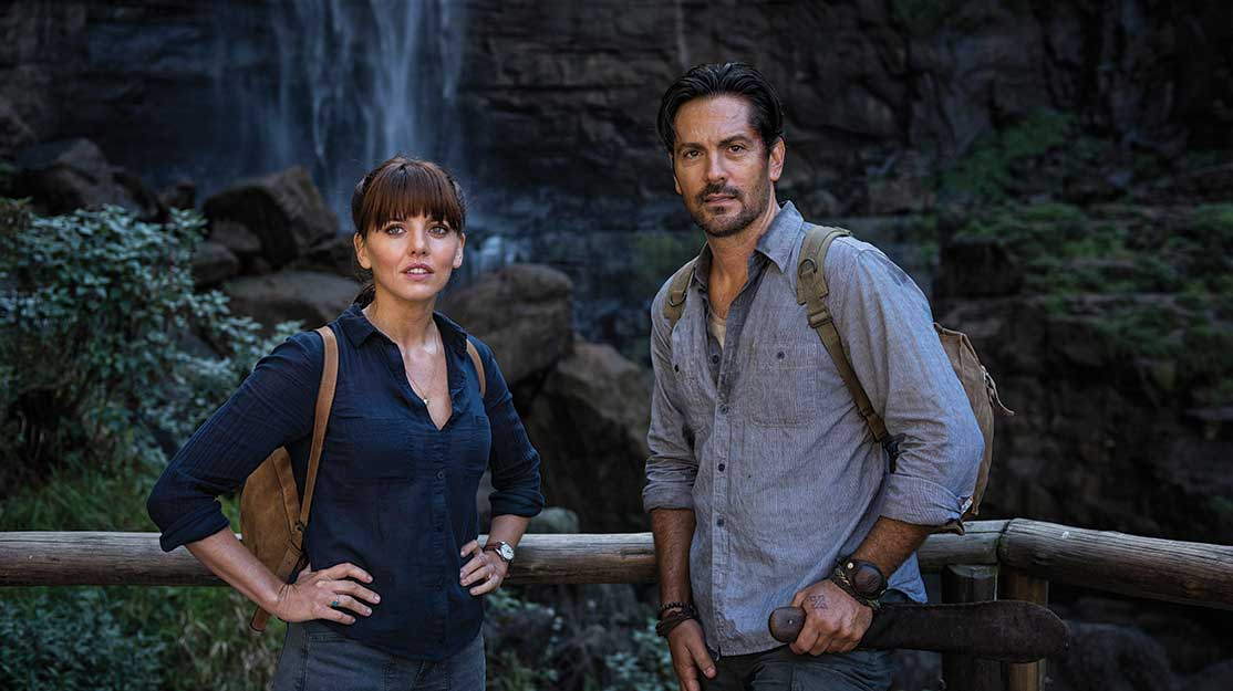 Hoo's the man: DQ goes on an adventure with Hooten & The Lady