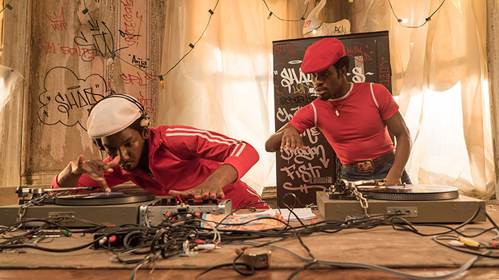 Netflix's The Get Down cost US$120m to make