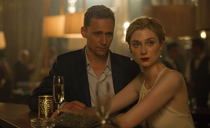 The Night Manager was adapted by David Farr from John Le Carré's novel