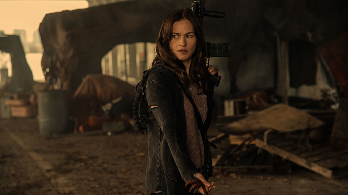 DQ discusses Syfy's Van Helsing with its cast and crew